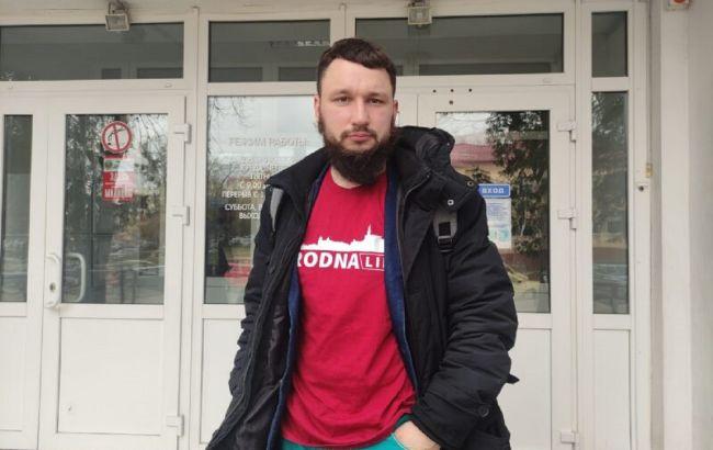 У Білорусі затримали головного редактора новинного порталу Hrodna.life