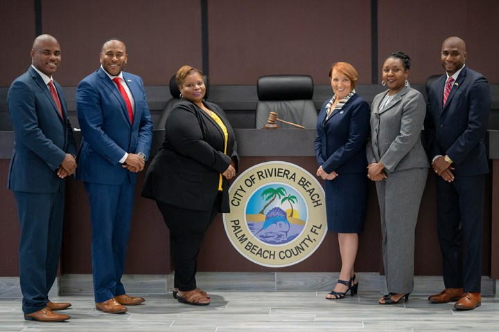 City of Riviera Beach Mayor and Board of Commissioners
