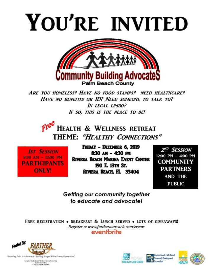 Community-Building-Advocates Flyer
