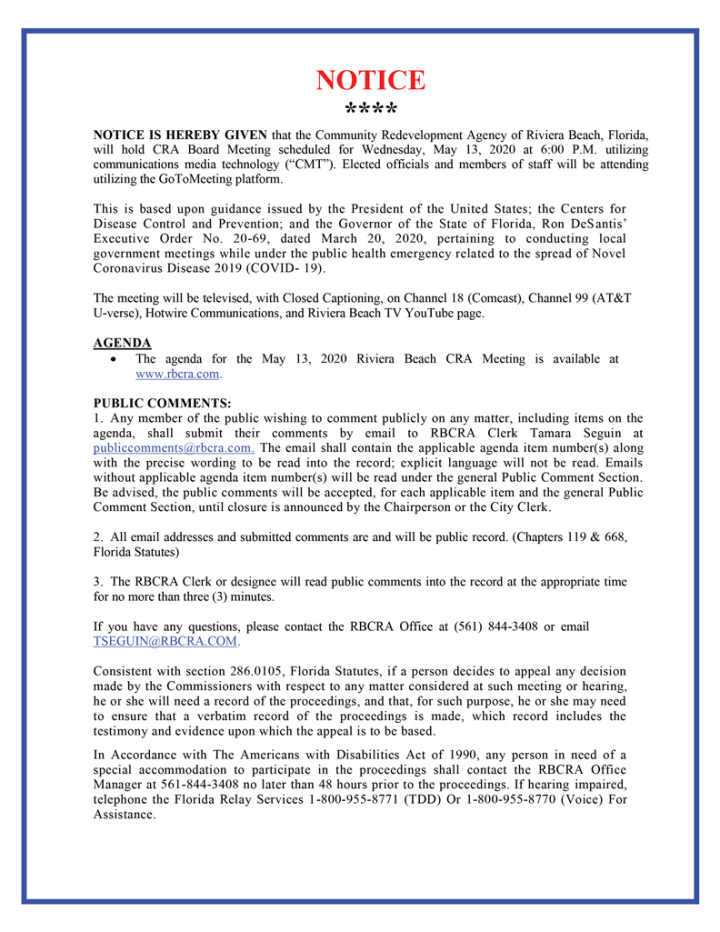 RBCRA-MAY-13-2020-REGULAR-BOARD-MEETING