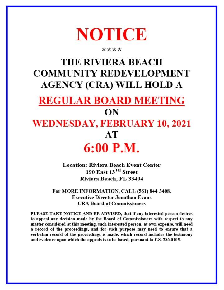 rbcra-feb-10-board-meeting