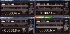 actuel picoammeter sample