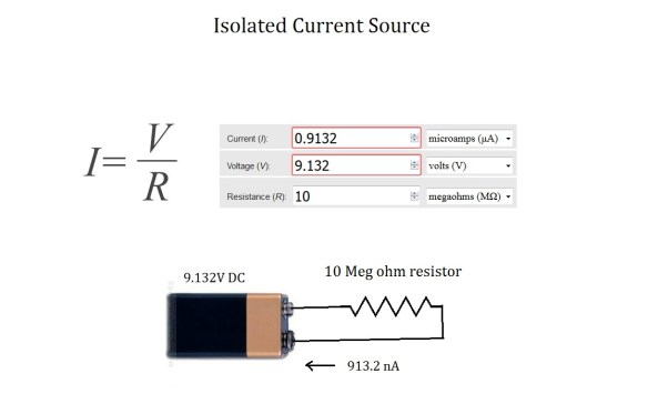 simple isolated current source