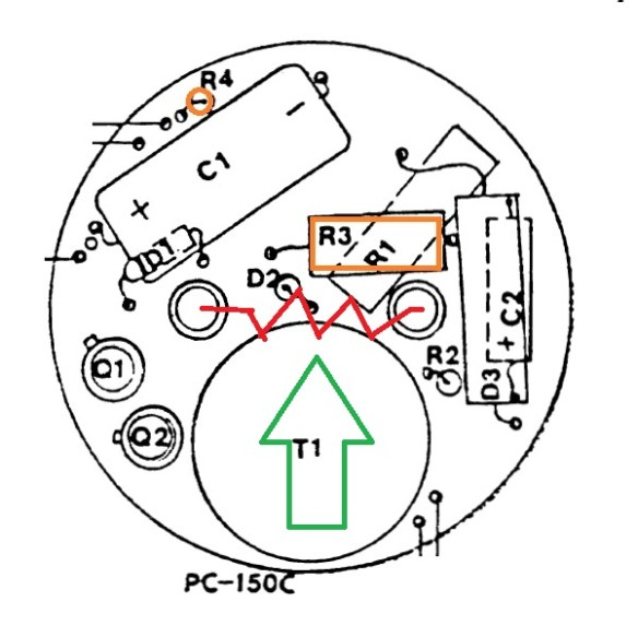 49 ohm resistor