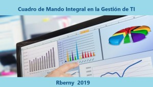 Cuadro de Mando Integral en la Gestión de TI Rberny 2021
