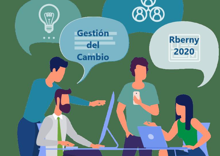 Gestión del cambio Rberny 2020 Parte 2