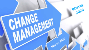 Gestion del cambio rberny 2020