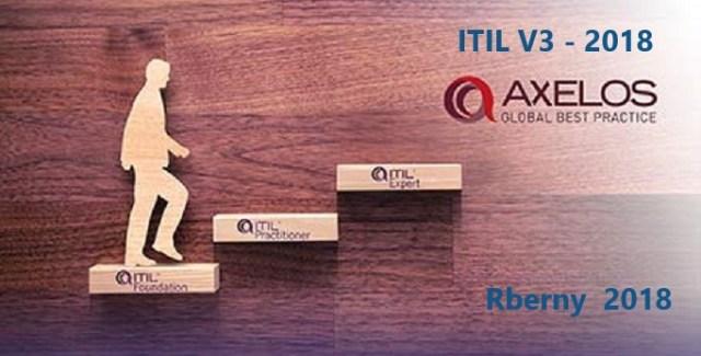 ITIL V3 – 2018