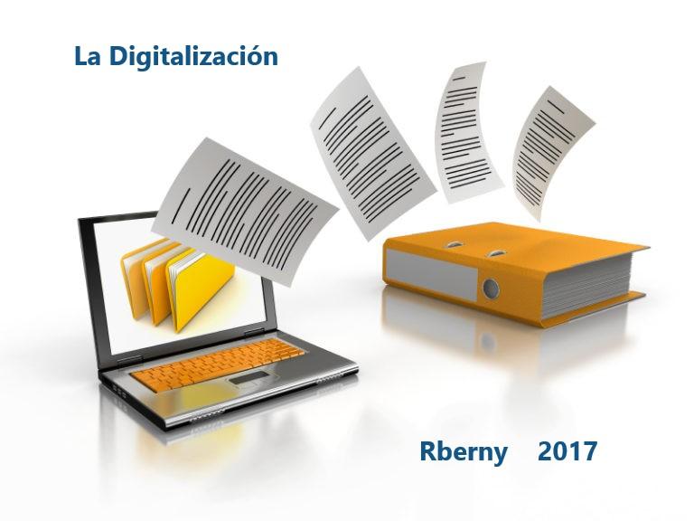 La Digitalización Rberny 2017