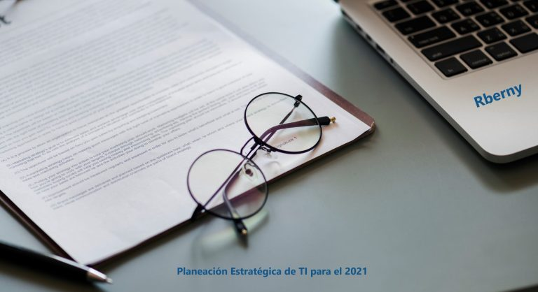 Planeación Estratégica de TI para el 2021 Rberny