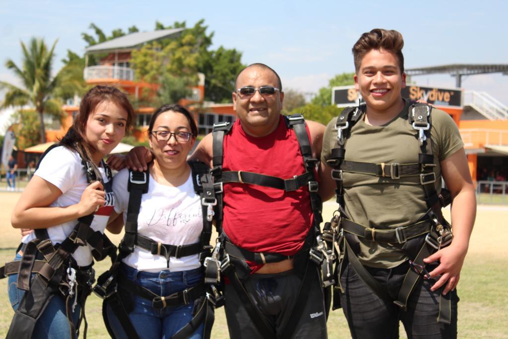Salto de 17,000 pies Rberny