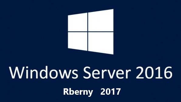 Seguridad Microsoft Windows Server 2016 Rberny