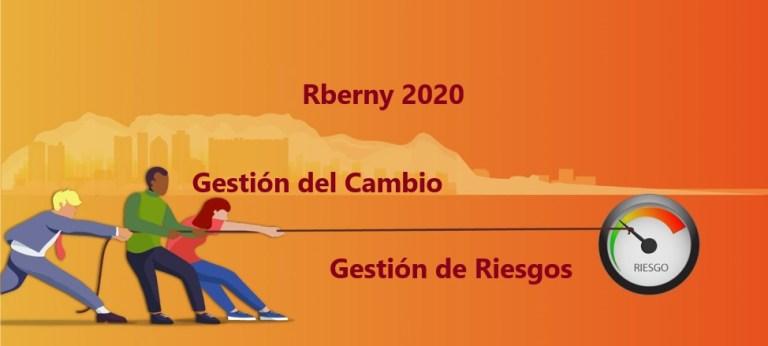 Termina la Saga de Gestión del Cambio Rberny 2020