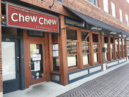 The Chew Chew is weathering this crisis by operating as closely to normal as possible. Expect to see a robust staff and full menu offerings at the Riverside mainstay. (Melissa Elsmo/Contributor)