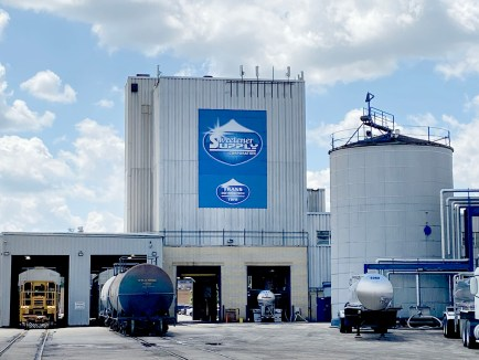 Sweetener Supply Corp., received between million and million.