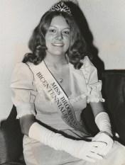 Miss Brookfield 1976, Pamela Martinec