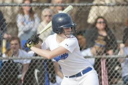 RBHS senior catcher/outfielder Lana Herrmann is an invaluable asset to the team. She hit .442 with 7 home runs and 39 RBIs in 2014 and can play virtually every position on defense. (File photo)
