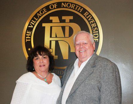 Judith and Richard Scheck