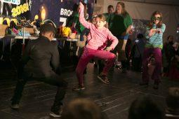 Alyssa Rahman, age 8 of Orland Park, dances on stage during a dance competition.   Rick Majewski/Contributor