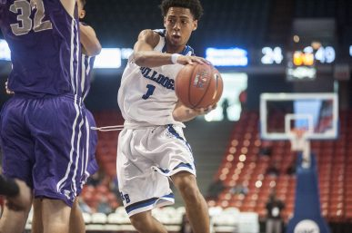 RBHS senior guard Daniko Jackson is the Bulldogs' floor general and a tremendous playmaker. (File photo)