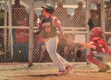 Riverside's Patrick Durkin is one of the team's top hitters and leaders. (Submitted photo)