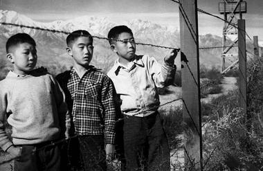 """""""Life in a Japanese American Internment Camp"""""""