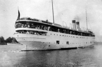 The Eastland | Courtesy of Eastland Disaster Historical Society