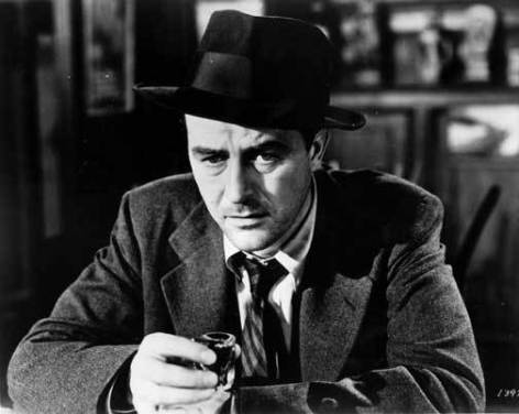 Ray Milland in Lost Weekend
