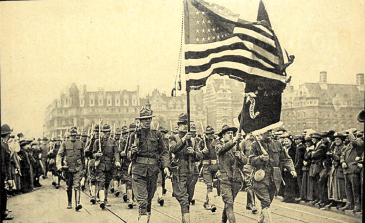 """April marks the 100th anniversary of the United States' entry into World War I and Riverside Public Library, 1 Burling Road, is marking the occasion with the presentation """"American Doughboys in the First World War"""" by Robert Mueller, a member of the Military Writers Society of America, on Thursday, April 13 at 7 p.m. in the Great Room."""