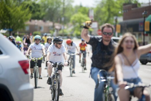 You won't be able to say there's nothing to do in Brookfield on Saturday, May 20. The day starts with Bike Brookfield, a 10K village-wide bike ride that also features a Kids Bike Rodeo and Kids Fun Ride from 9 a.m. to noon.
