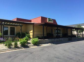 The Olive Garden restaurant in North Riverside.