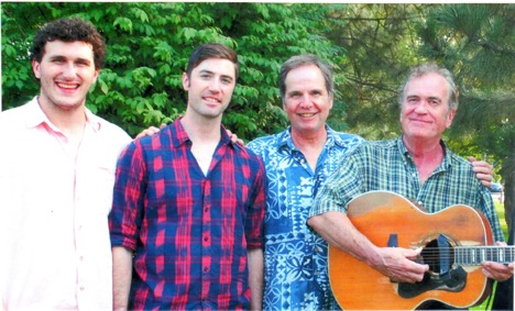The Brookfield Recreation Department continues its outdoor concert series on Friday, July 21 at 7 p.m. with a special night of Irish music by The Dooley Brothers.