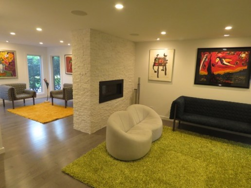 River Forest Interior