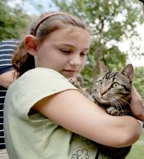 Riverside Presbyterian Church, 116 Barrypoint Road, invites all of you animal lovers to bring your pets for a Blessing of the Animals at a special outdoor service on the Scottswood Road lawn at 10 a.m. on Sunday, Oct. 8.