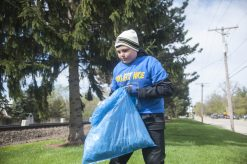 The Brookfield Beautification Commission invites residents to volunteer at its Fall Project NICE community-wide clean-up effort on Saturday, Oct. 21 from 8:30 a.m. to noon.