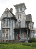 """North Riverside Public Library, 2400 Desplaines Ave., presents """"Haunted Location in Illinois"""" on Wednesday, Oct. 18 at 6:30 p.m."""
