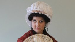 """Join actress and scholar Leslie Goddard as she introduces you to the women behind Alexander Hamilton in the living history presentation """"Hamilton's Women"""" on Wednesday, Nov. 15 at 6:30 p.m. at the North Riverside Public Library, 2400 Desplaines Ave."""