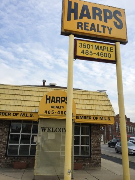 In October, Brookfield businesswoman Linda Sokol Francis purchased the property that once housed Harps Realty, bringing the number of corners she personally controls at Eight Corners in Brookfield to three.   Bob Uphues/Editor
