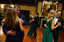 Members dance together on Dec. 10, during the Riverside Dancing Club's Winter Dance at Edgewood Valley Country Club in La Grange. | Alexa Rogals/Staff Photographer