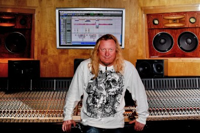 """Larry Sturm (above) was awarded more than 30 gold and platinum records for his work as an engineer, producer and remixer for hit dance records such as """"Say My Name"""" by Destiny's Child. 