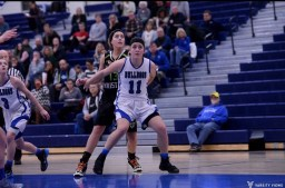 RBHS junior Maddie Meehan is a versatile player who can impact a game in the paint or on the perimeter. She's a solid scorer, rebounder and defender. (Submitted photo)