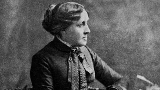 "To commemorate the 150th anniversary of the book ""Little Women,"" historian Leslie Goddard presents a historical portrayal of author Louisa May Alcott."