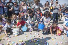 Easter Egg hunts