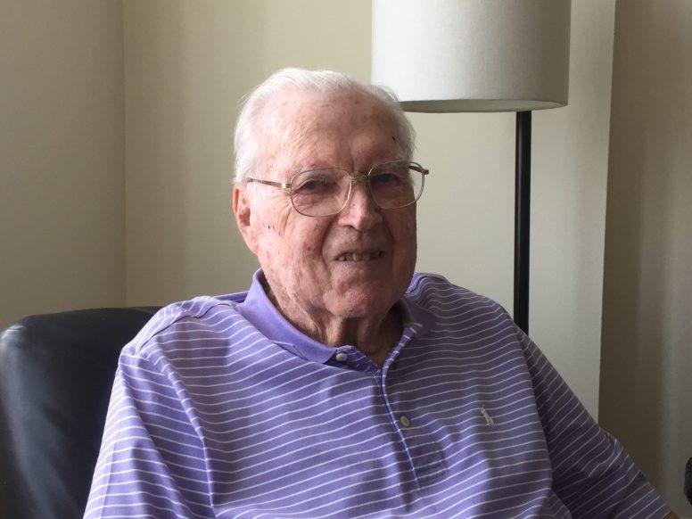 Edward Meksto in 2017
