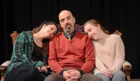 "Theatre of Western Springs, 4384 Hampton Ave., stages ""Jake's Women"" by Neil Simon from April 19 to April 29."