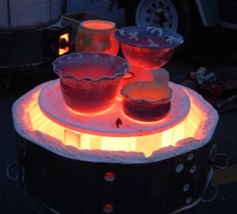 Lyons Township High School invites the public to take part in its annual Raku Fest, an outdoor, interactive ceramics event filled with flames, smoke, fun and art on Friday, May 4, from 3:05 to 8 p.m. at the South Campus south parking lot, 4900 S. Willow Springs Road in Western Springs.