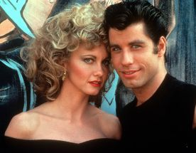 """North Riverside Public Library, 2400 Desplaines Ave., continues its Wednesday Movie Matinee series with the 1978 classic musical """"Grease,"""" starring Olivia Newton-John and John Travolta on June 6 at 2 p.m."""