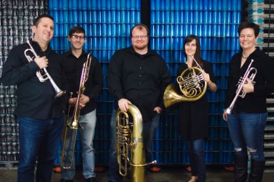 """Join the Northside Brass Ensemble for a concert of """"Quintet Favorites"""" on Thursday, June 14 at 7:15 p.m. in Dole Hall at Plymouth Place, 315 N. LaGrange Road in LaGrange Park."""