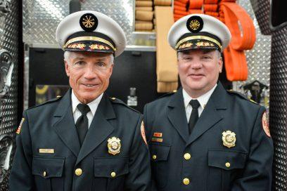 Patrick Schey and Tom Gaertner (File 2017)