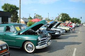 The 28th Annual Berwyn Route 66 Car Show will be held on Ogden Avenue between Oak Park and Ridgeland avenues on Saturday, Aug. 25 from 10 a.m. to 4 p.m.